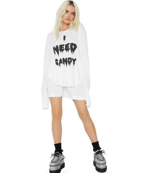 Wildfox Couture Need Candy Perry Thermal