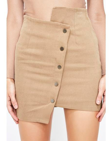 So Obsessed Mini Skirt