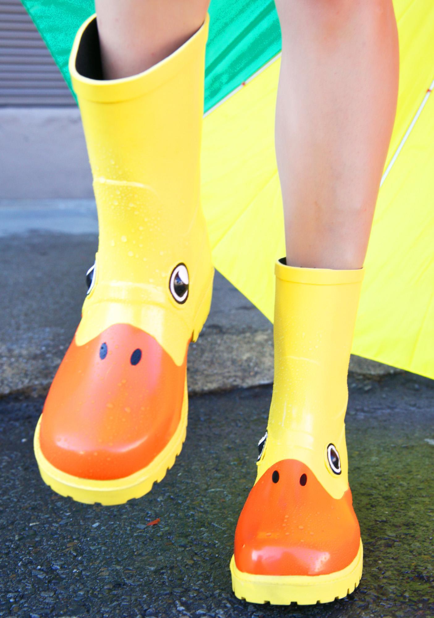 Duckie Rain Boots - Boot 2017