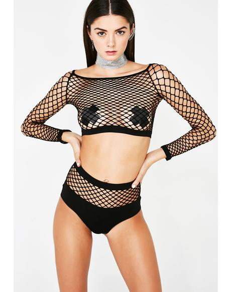 Make 'Em Yes Mesh Set