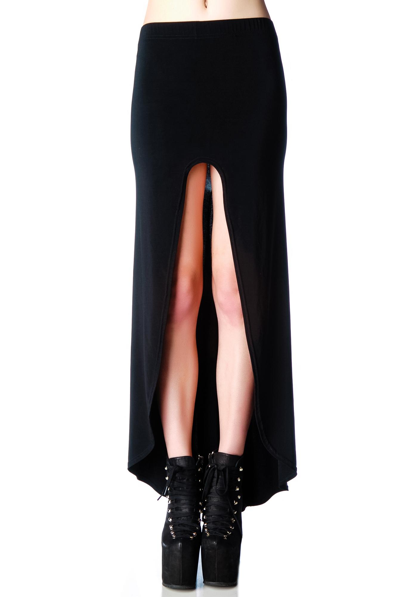 Black Wednesday The Sacrifice Skirt