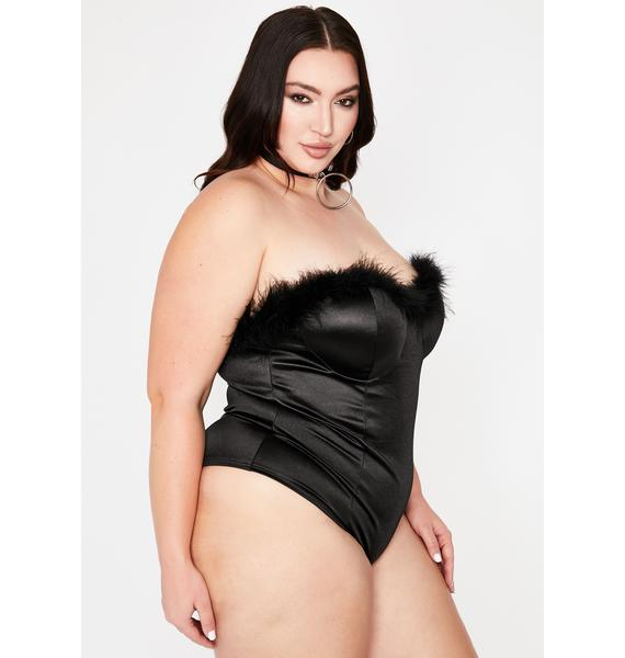 Mz RSVP Please Strapless Bodysuit