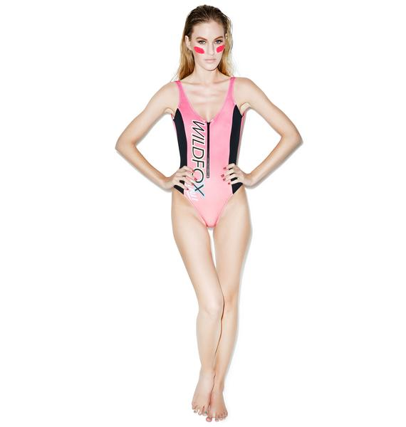 Wildfox Couture Wildfox Maui Surfer One-Piece