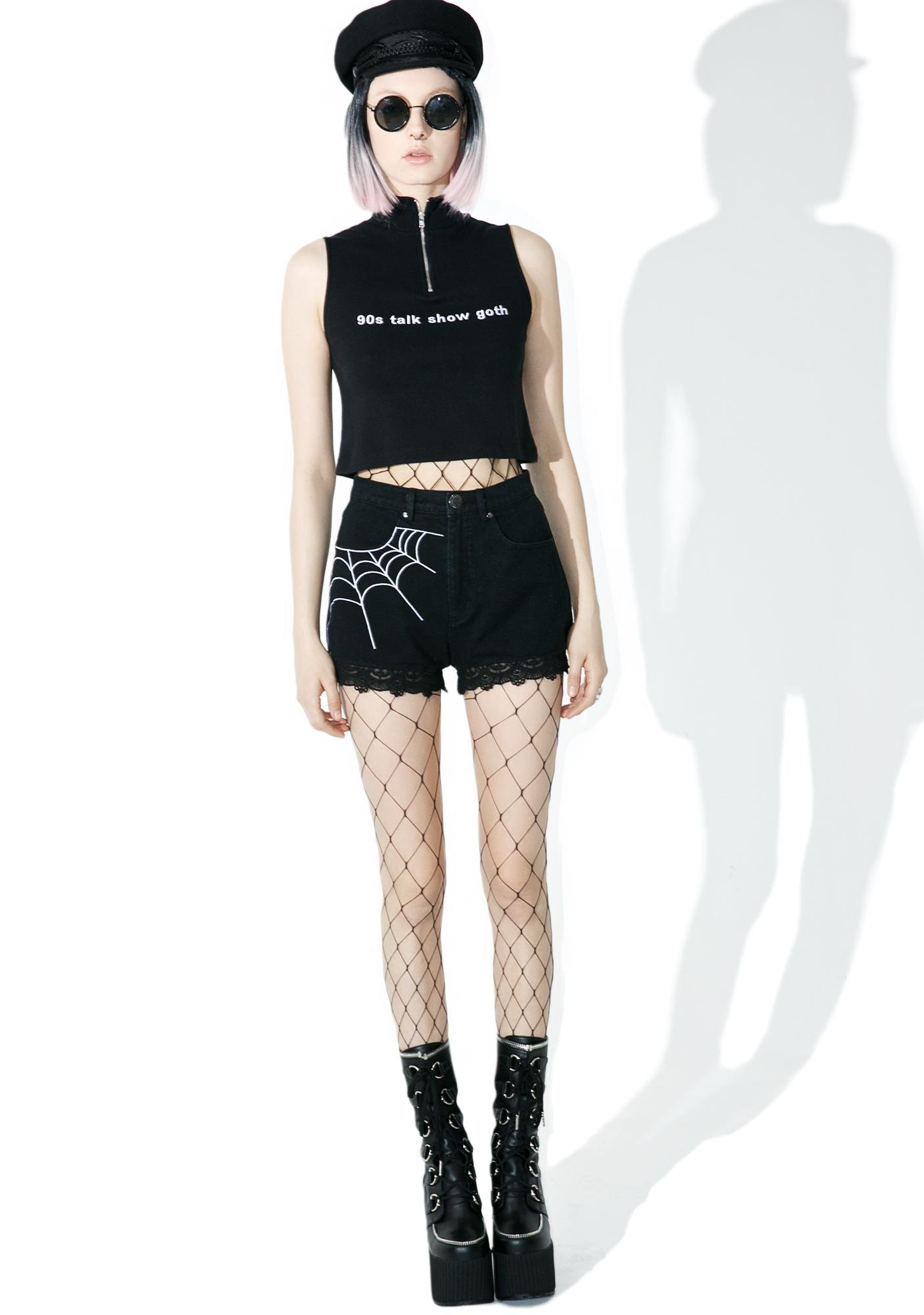 Disturbia Web Shorts