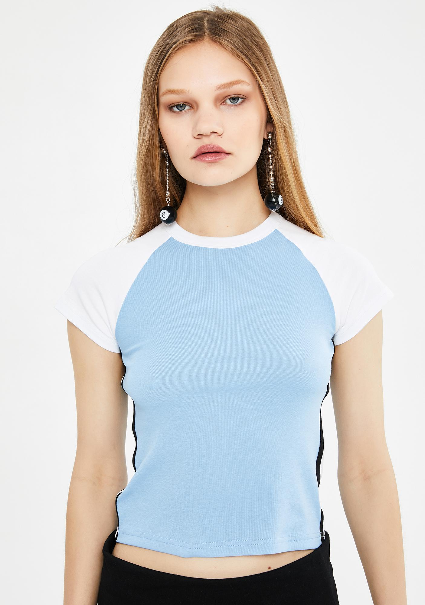dELiA*s by Dolls Kill School's Out Baby Tee