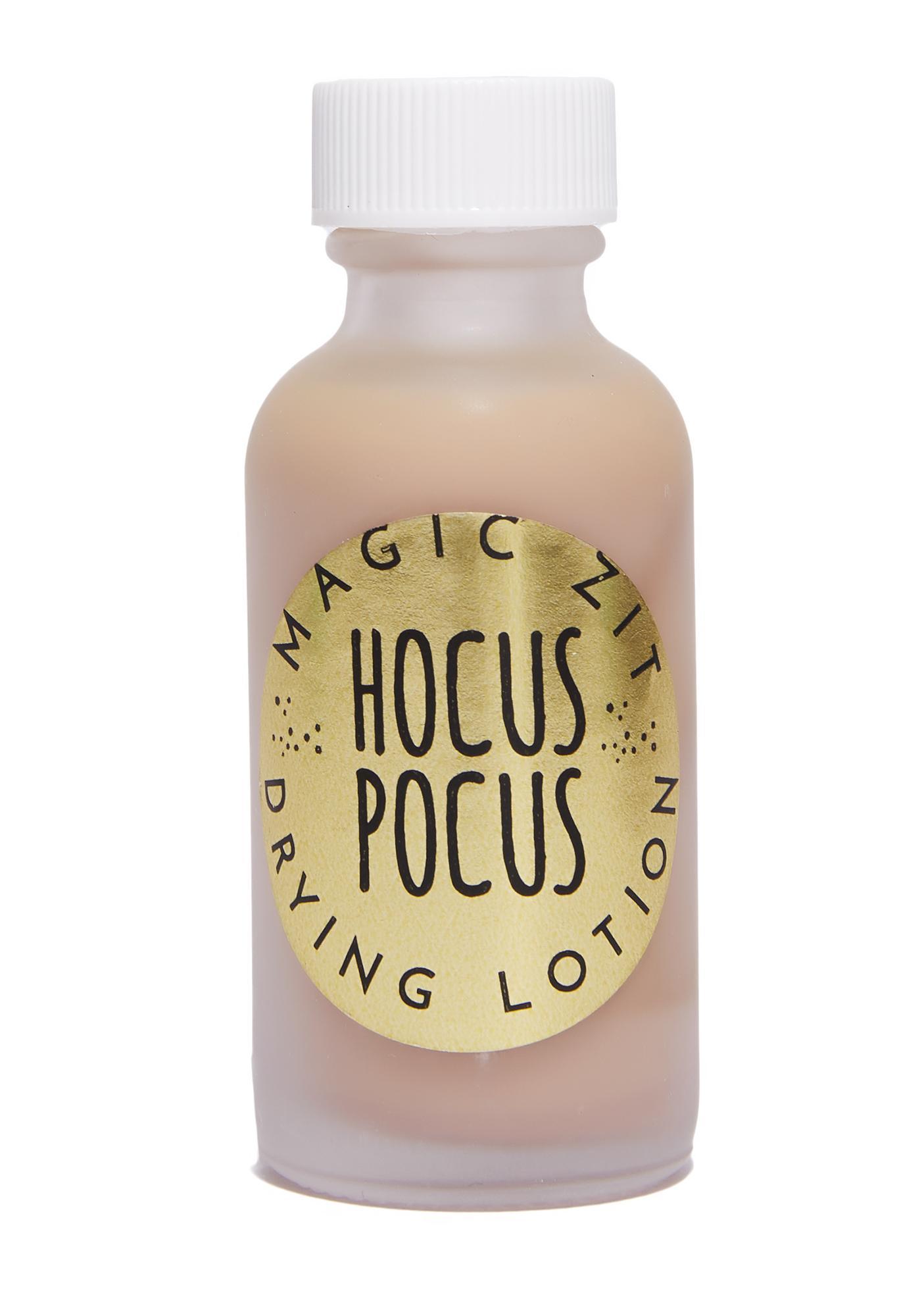 Little Shop of Oils Hocus Pocus Drying Lotion