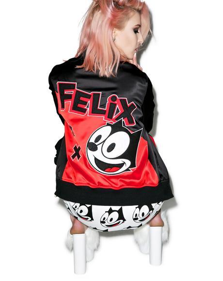 Felix Color Block Reverse Jacket