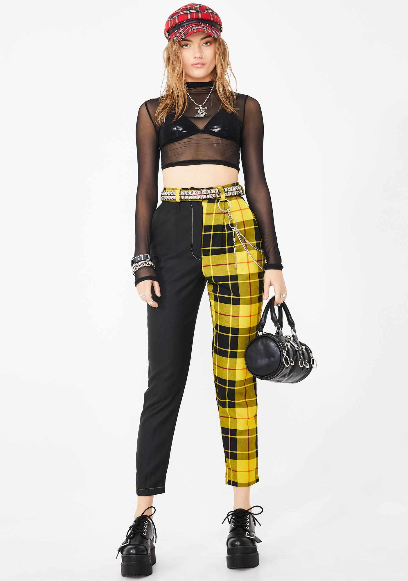Lydia Clash It Trousers by Love Too True