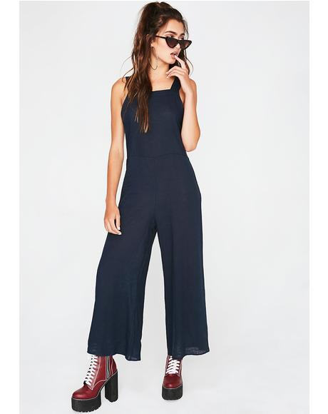 No Time For You Jumpsuit
