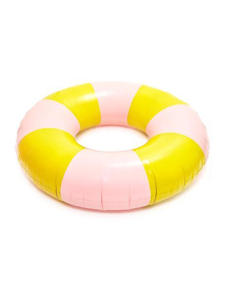 Float On Giant Inner Tube