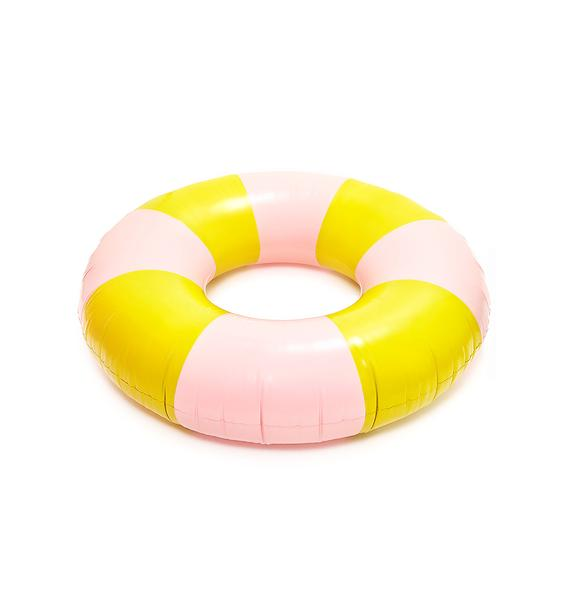 Float On Giant Inner Tube