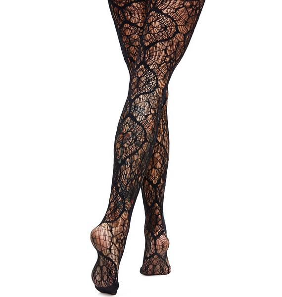 Caught In Your Web Tights