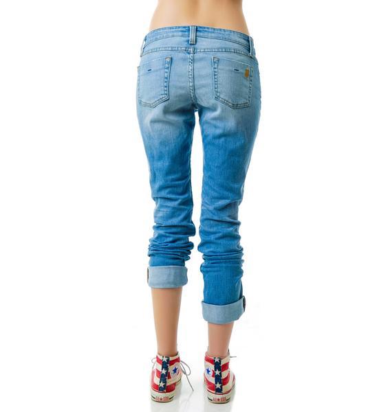 JET by John Eshaya Slim Jaime Jeans