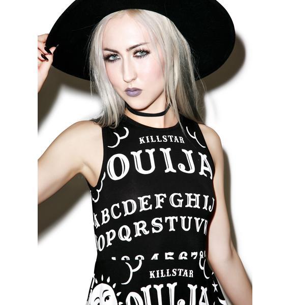 Killstar Ouija Skater Dress