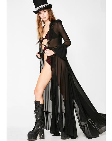Desert Alchemist Hooded Duster