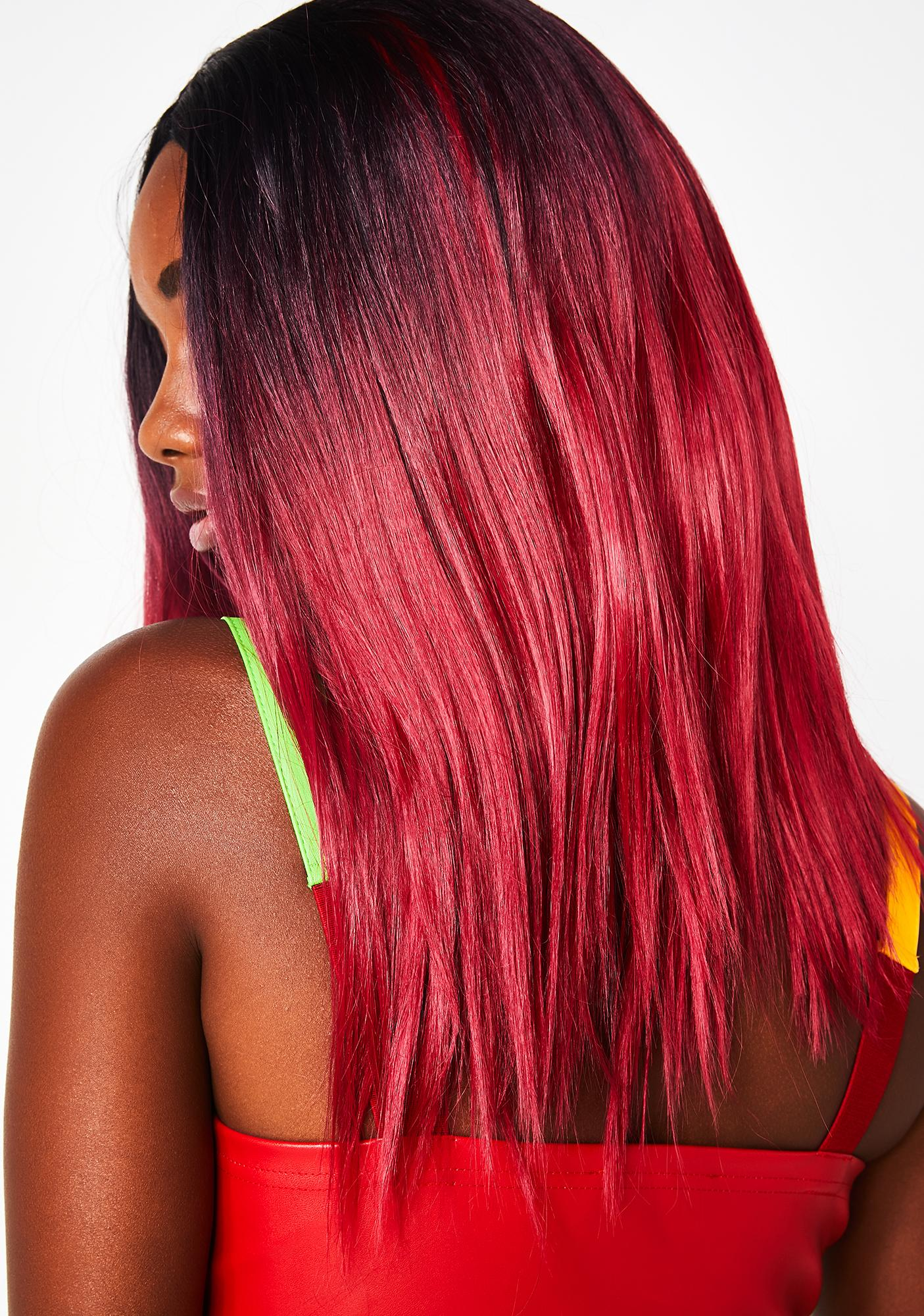 Pure Poison Ombre Wig