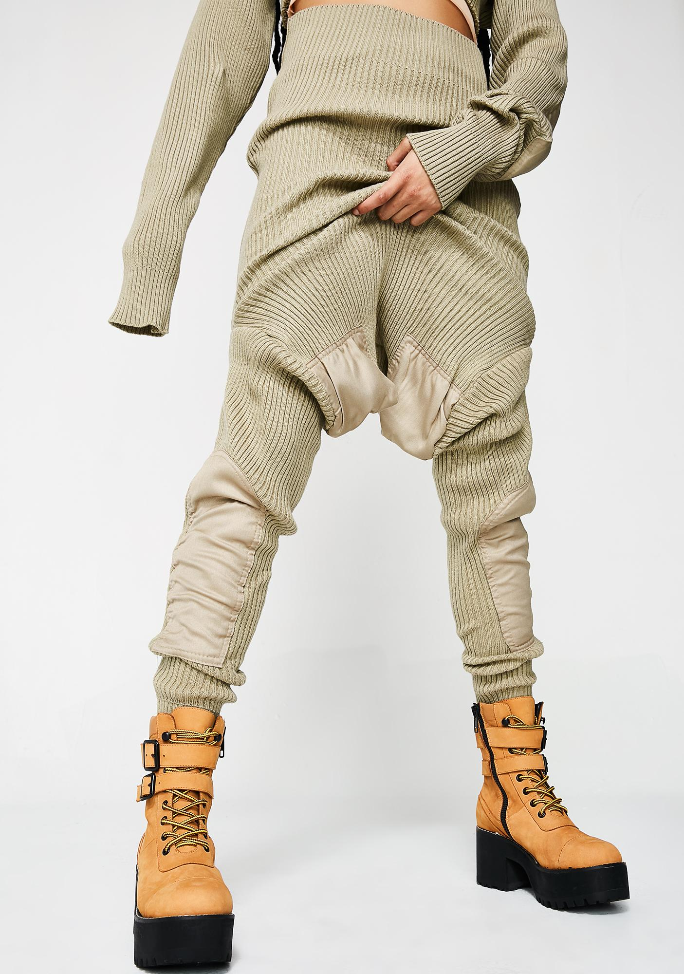 Plugged NYC Knit Jogger