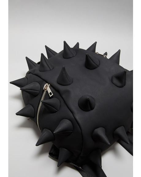 Doomed And Dangerous Spike Backpack