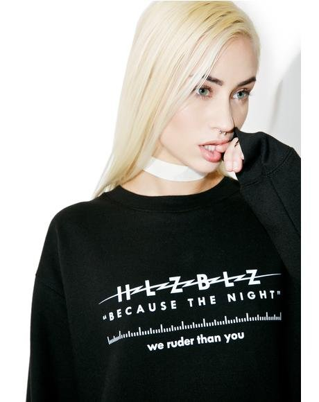The Night Sweatshirt