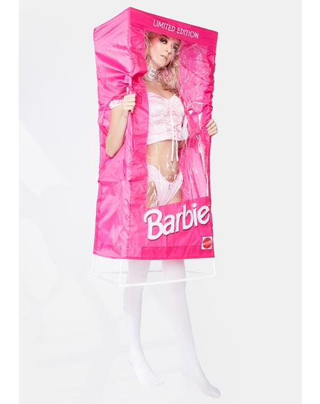Limited Edition Barbie Box Costume