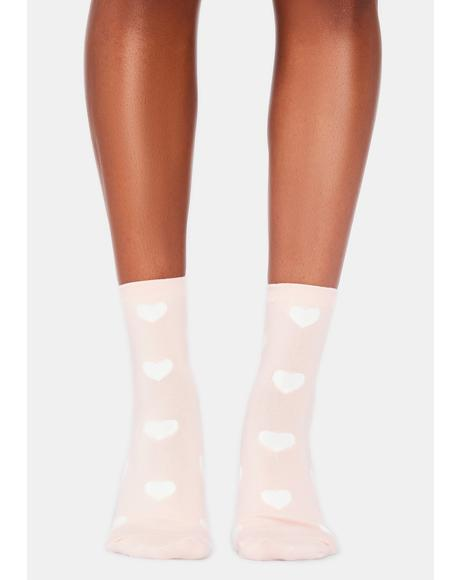 Soft And Sweet Ankle Socks