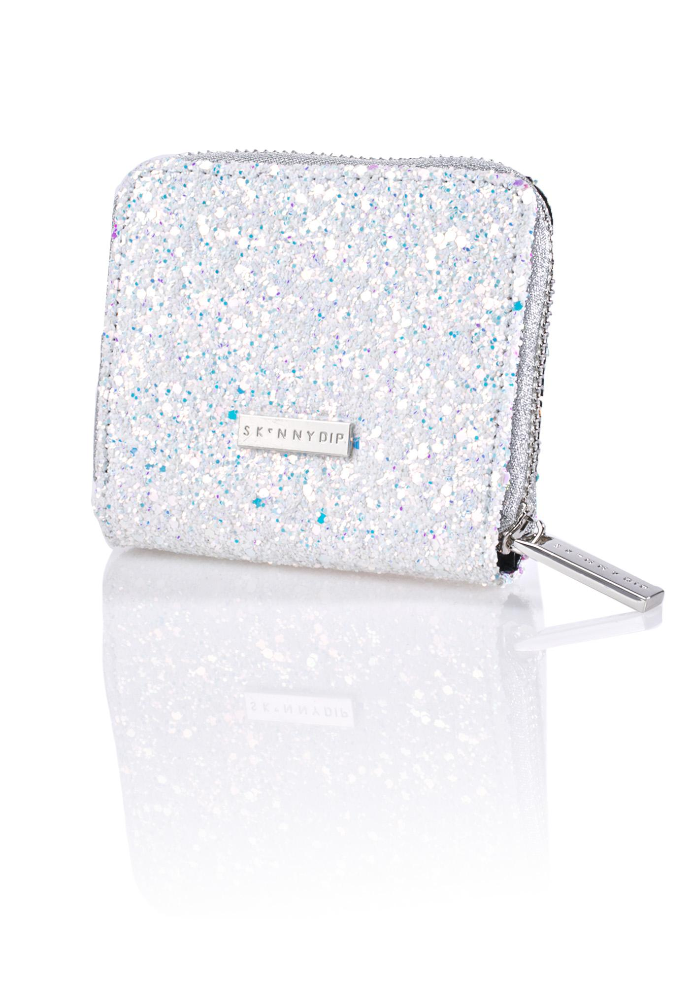 Skinnydip Frozen Mini Purse