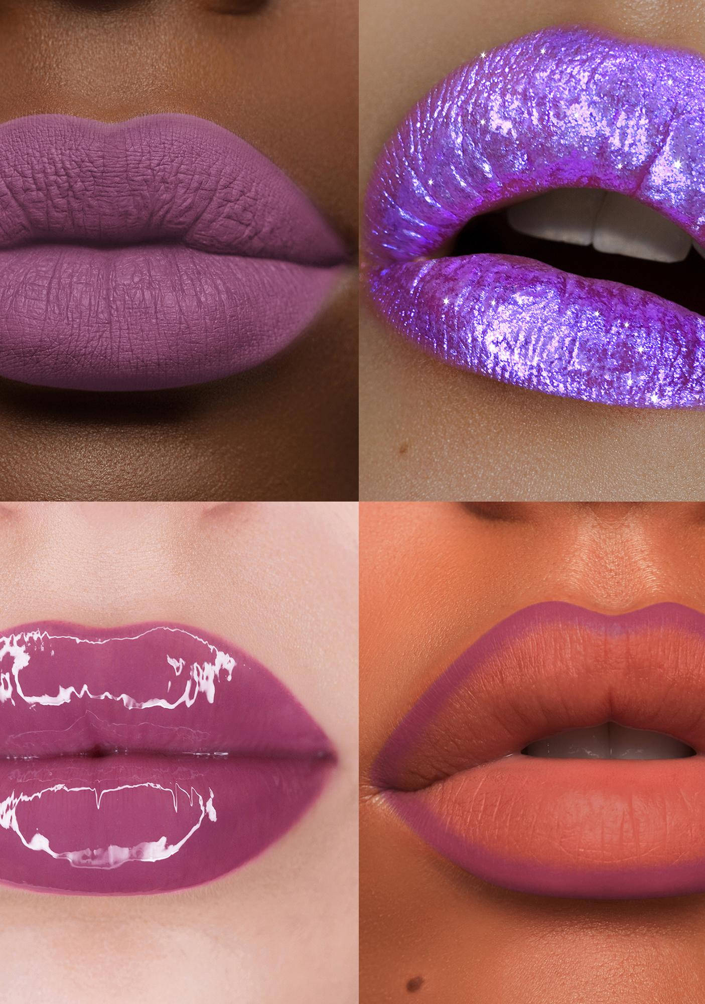 Lime Crime Best Of Lips Mauves