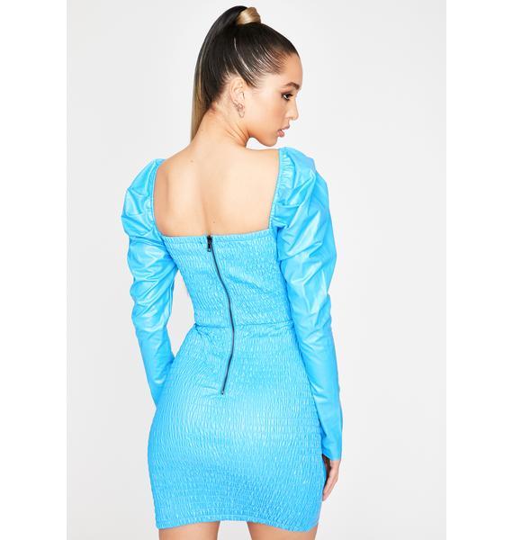 Icy Sweet Jezebel Mini Dress