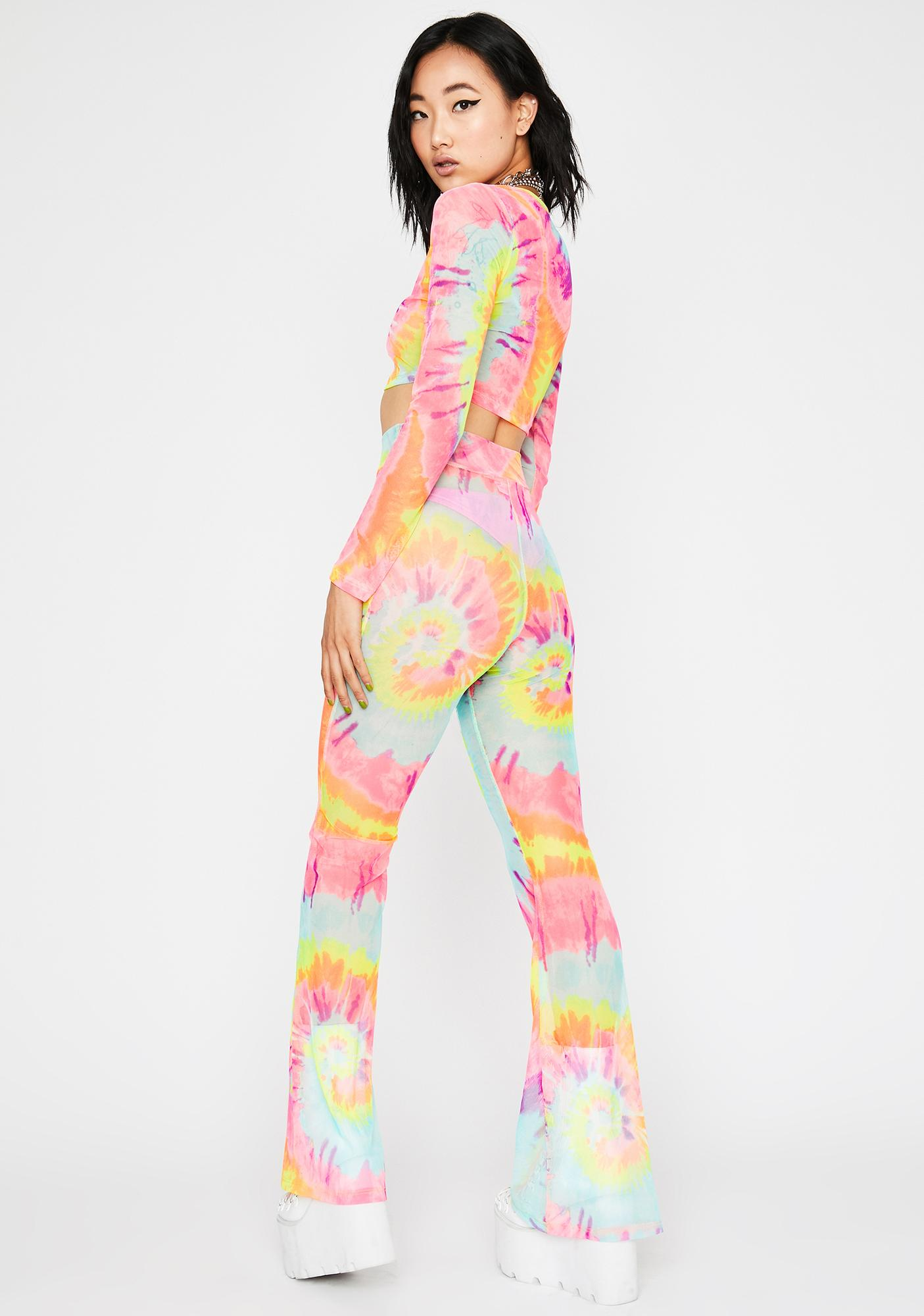 Freaky This Just In Pant Set