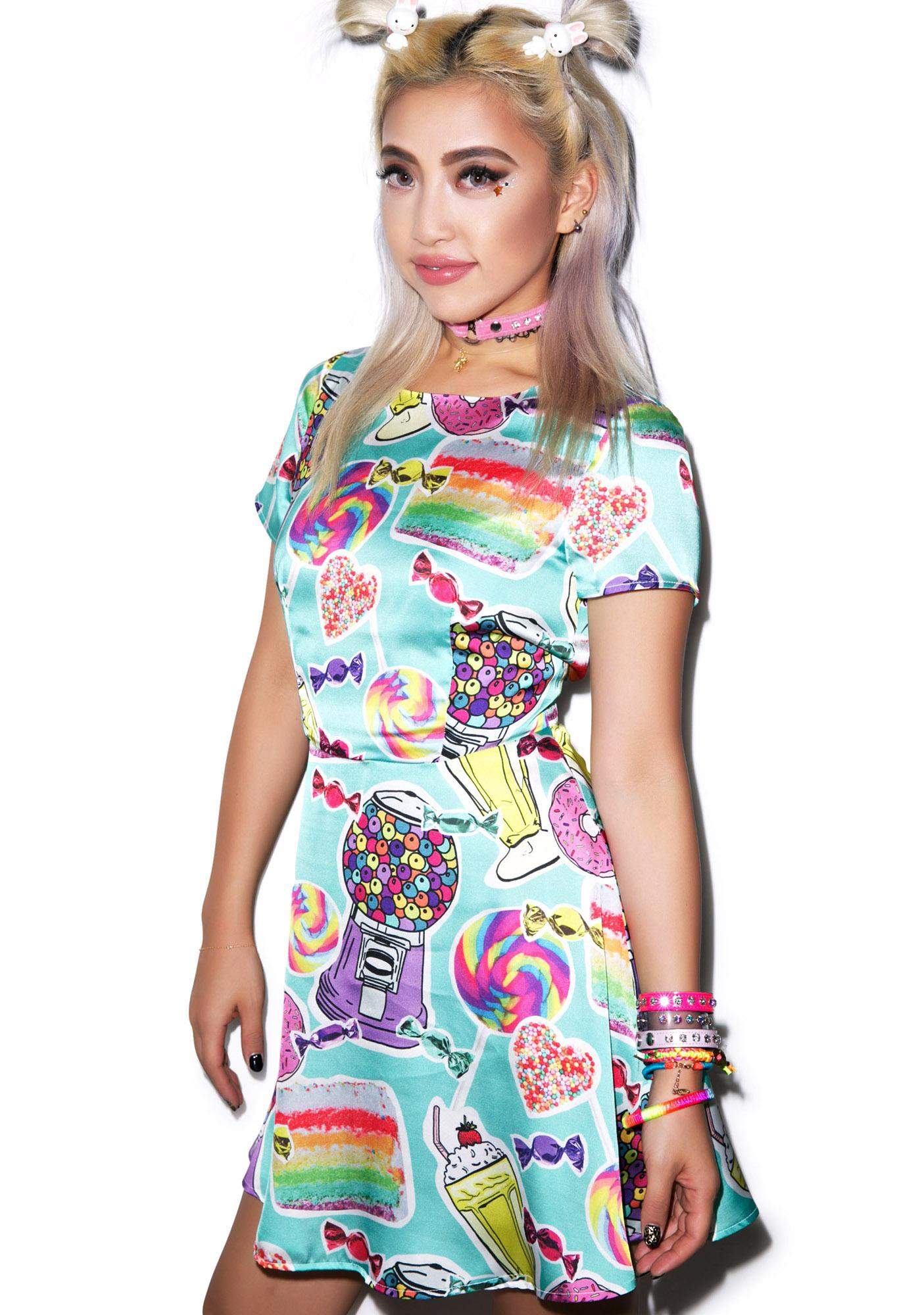 Hi! Expectation Candy Dress