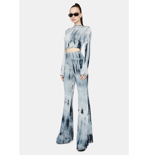 Back To Woodstock Tie Dye Pant Set