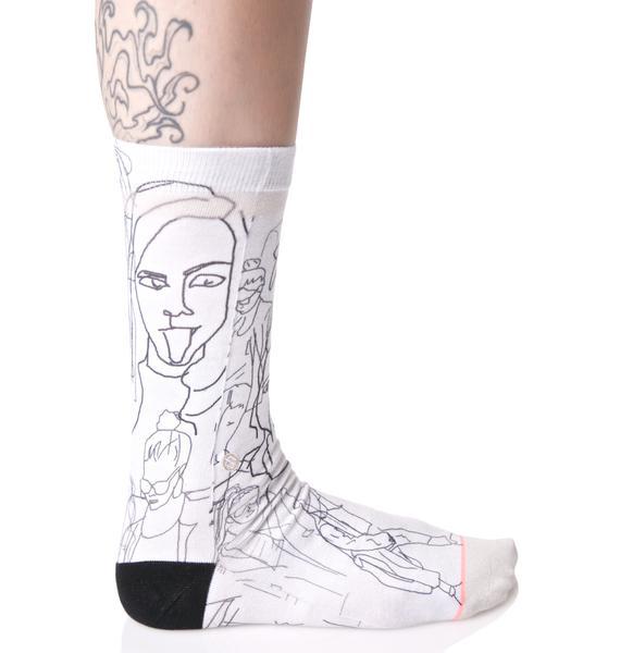 Stance Faces Socks