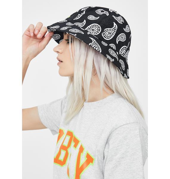 Obey Julian Bucket Hat