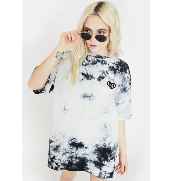 Lazy Oaf Milky Way Graphic Tee