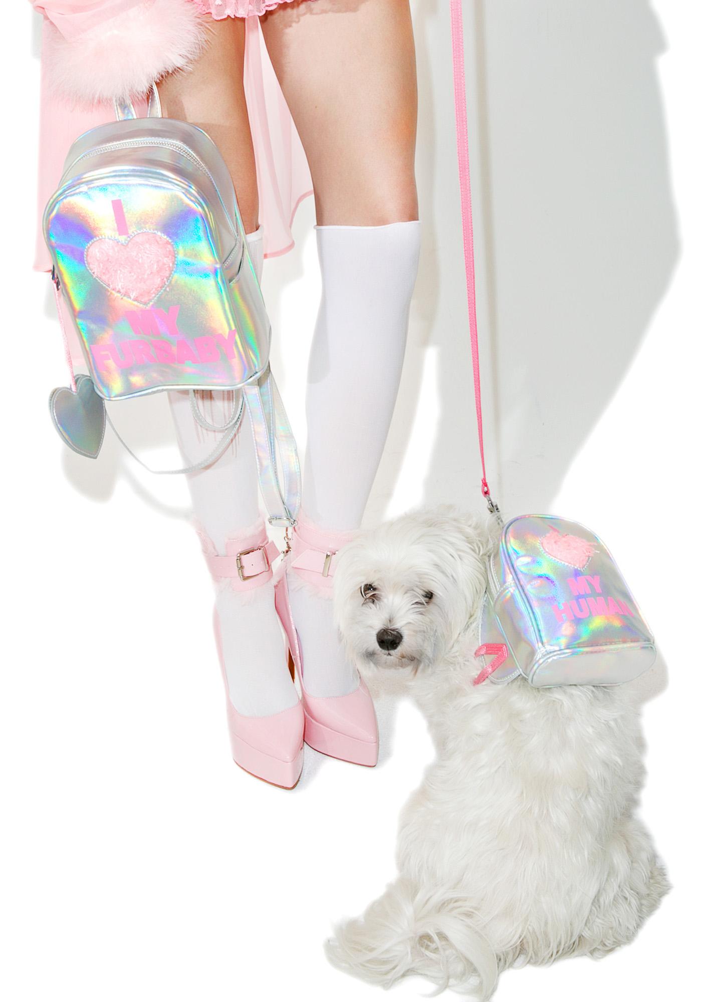 Sugar Thrillz Matching Dog And Owner Backpacks