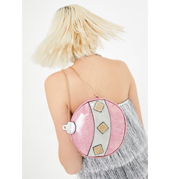 Precious Ornament Crossbody Bag