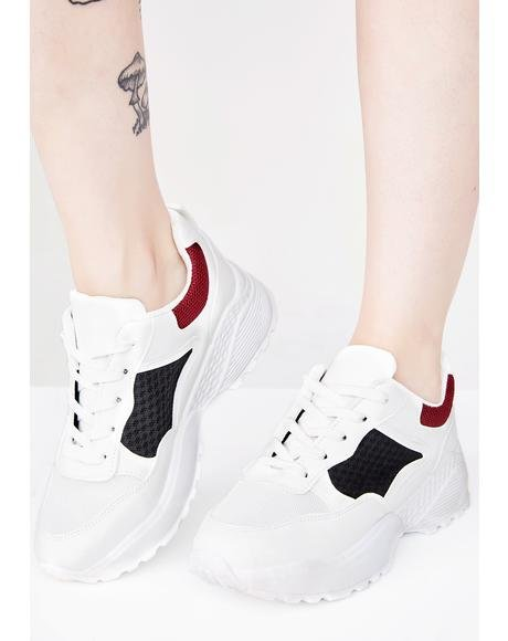 Icy Movez Chunky Sneakers