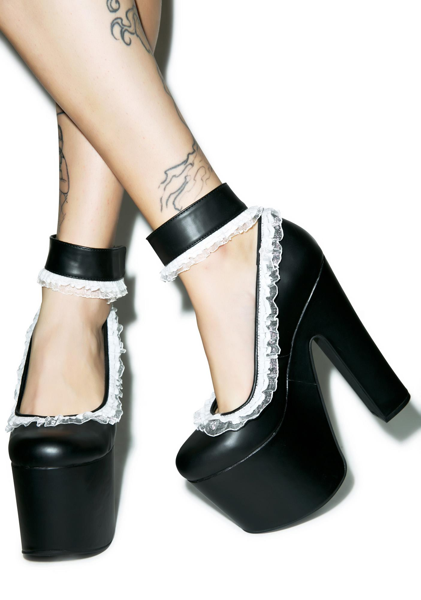 Sugar Thrillz Estella Platforms