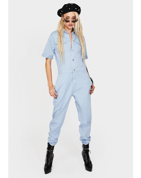 Misfit To Society Boiler Suit