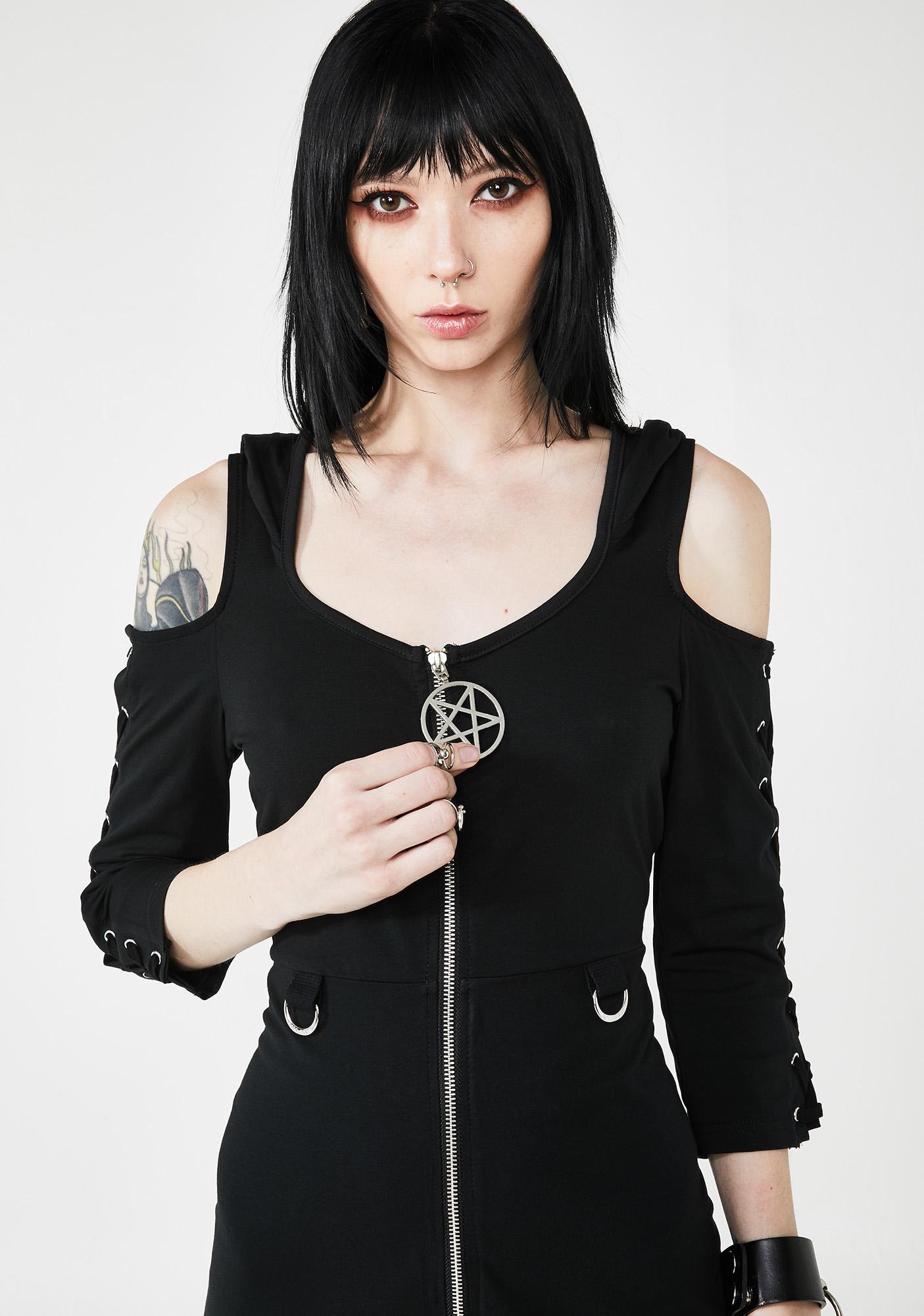 Killstar Agape Bodycon Dress
