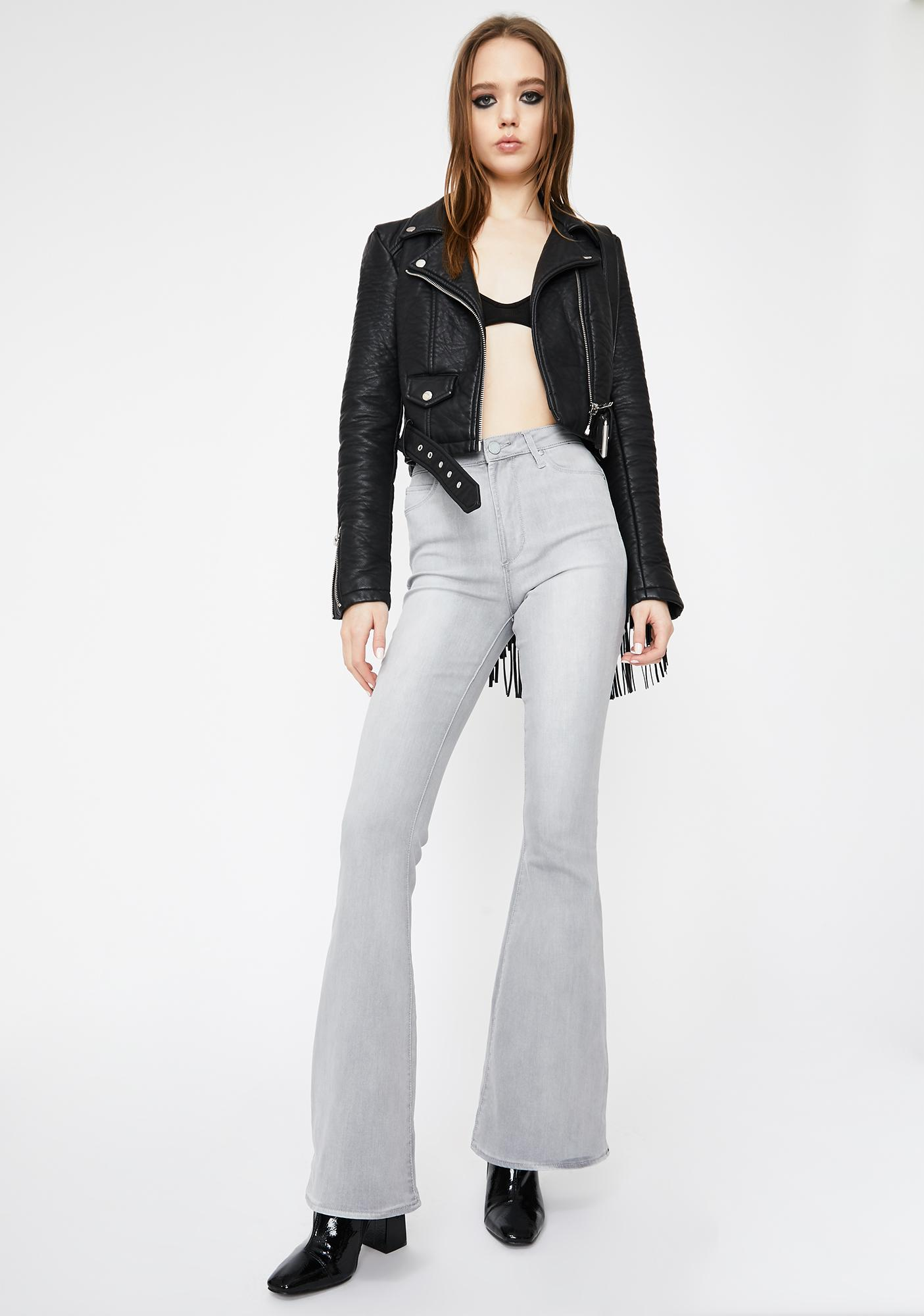 Articles of Society Harbour Bridgette Flare Jeans