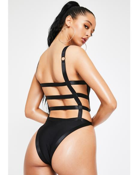 Vixen On Vacation Strappy Swimsuit