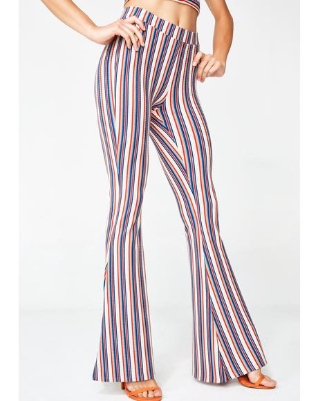 Do U BooBoo Stripe Pants