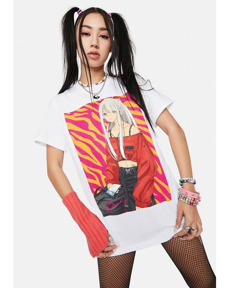 Becky Call Me Graphic Tee