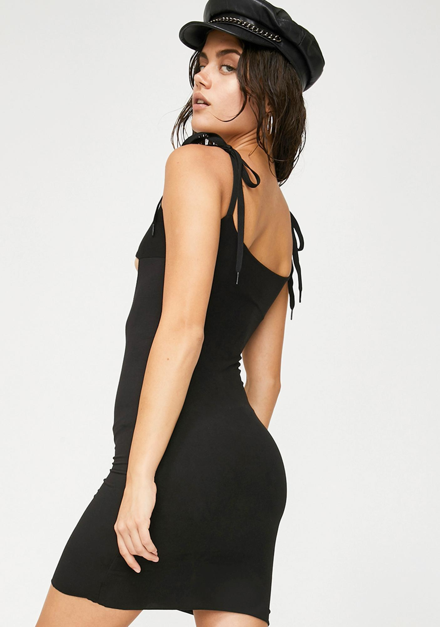 Riccetti Clothing Baddie Cut-Out Dress
