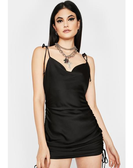 Bewitching Hours Mini Dress