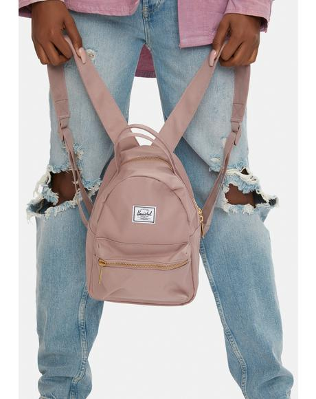 Ash Rose Mini Nova Backpack