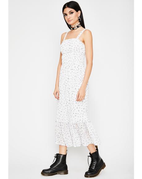 Sure Thing Midi Dress