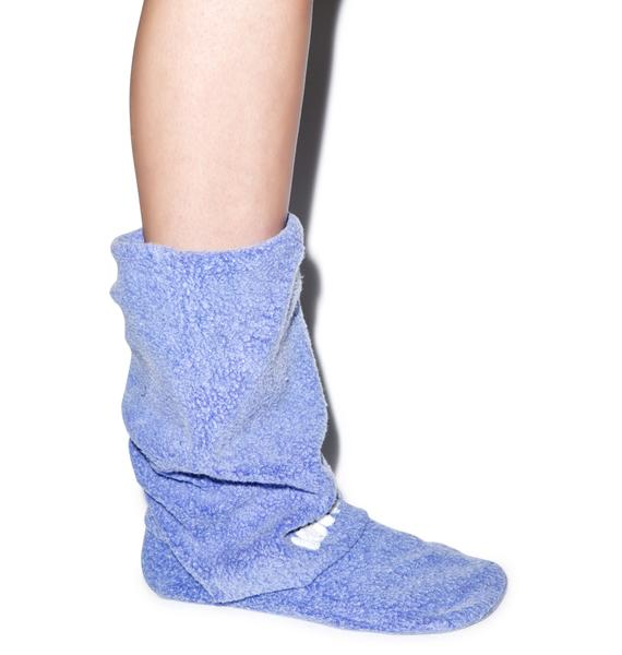 Wildfox Couture Chenille Fox Sox