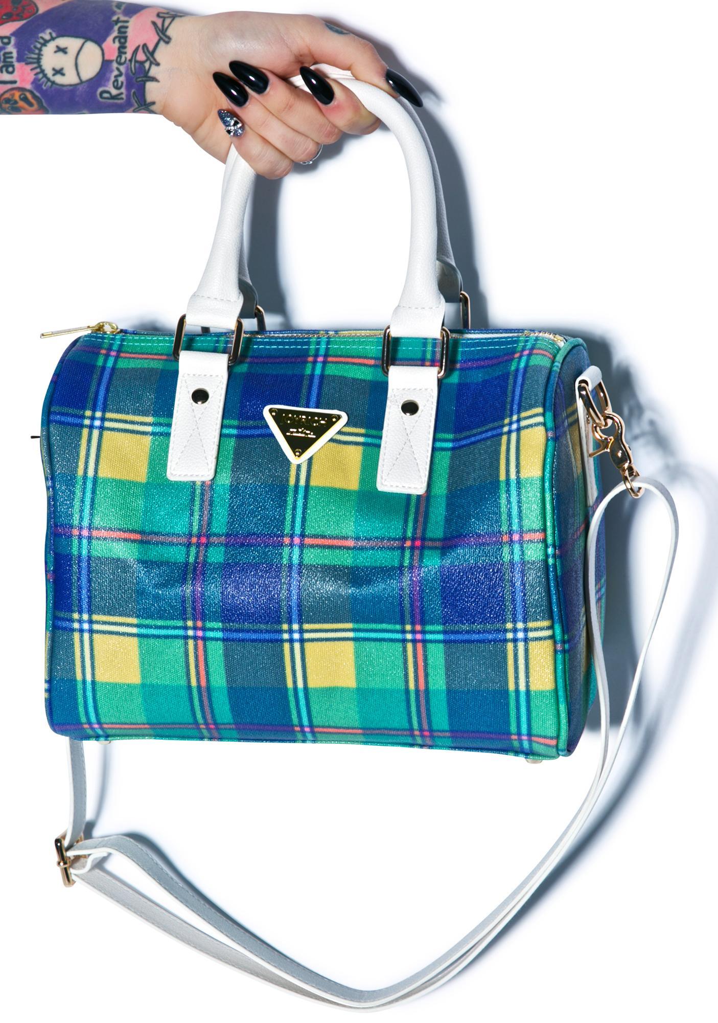 Joyrich Prep Raid Boston Shoulder Bag